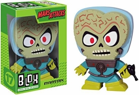 Funko BLOX Mars Attacks 7 Inch Vinyl Figure Martian