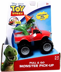 Disney / Pixar Toy Story Pull & Go Monster Pick-Up