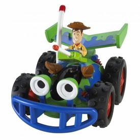 Disney / Pixar Toy Story Pull & Go RC Woody [Race Car]