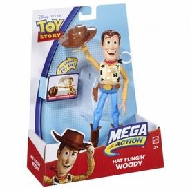 Disney / Pixar Toy Story Mega Action Hat Flingin Woody