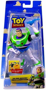 Disney / Pixar Toy Story 5 Inch Action Figure To the Rescue Buzz Lightyear