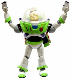 Disney / Pixar Toy Story and Beyond Japanese Real Figure 3.5 Inch Articulated PVC Toy Buzz Lightyear