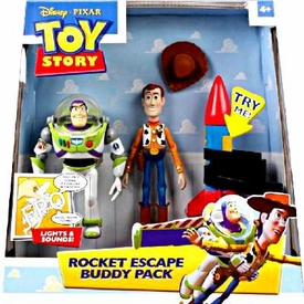 Disney / Pixar Toy Story Movie Playset Rocket Escape Adventure