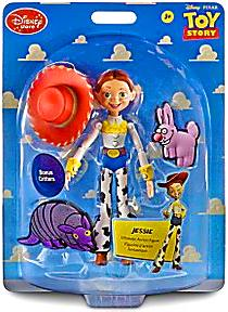 Disney / Pixar Toy Story Exclusive Ultimate 5 Inch Action Figure Jessie