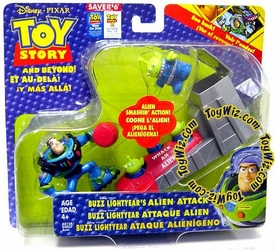 Disney & Pixar Toy Story and Beyond! Mini Figure Set Buzz Lightyear's Alien Attack