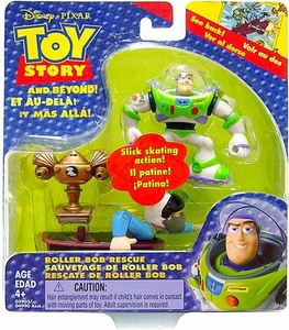 Disney & Pixar Toy Story and Beyond! Mini Figure Set Roller Bob Rescue