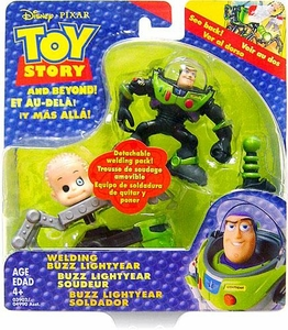 Disney & Pixar Toy Story and Beyond! Mini Figure Set Welding Buzz Lightyear