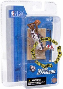 McFarlane Toys NBA 3 Inch Sports Picks Series 3 Mini Figure Richard Jefferson (New Jersey Nets)
