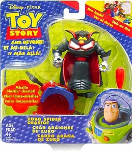 Disney & Pixar Toy Story and Beyond! Mini Figure Set Zurg Spider Chariot