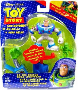 Disney & Pixar Toy Story and Beyond! Mini Figure Set To the Rescue Buzz Lightyear