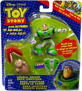 Disney & Pixar Toy Story and Beyond! Mini Figure Set Buzz Lightyear's Animal Rescue