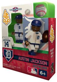 OYO Baseball MLB World Series Edition Building Brick Minifigure Austin Jackson [Detroit Tigers]