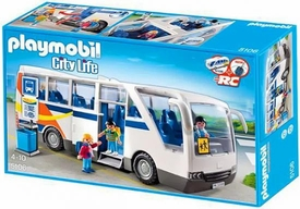 Playmobil City Life Set #5106 City Coach