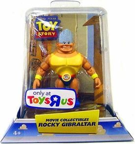 Disney / Pixar Toy Story Exclusive Movie Collectible Figure Rocky Gibraltar
