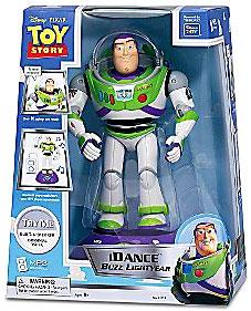 Disney / Pixar Toy Story iDance Buzz Lightyear