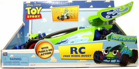 Disney / Pixar Toy Story RC Free Wheel Buggy Damaged Package