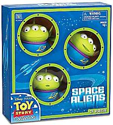 Disney / Pixar Toy Story Action Figure 3-Pack Space Aliens
