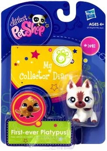 Littlest Pet Shop Activity Set My Collector Diary 2.0 Shepherd