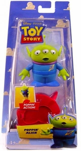 Disney / Pixar Toy Story 5 Inch Action Figure Poppin' Alien