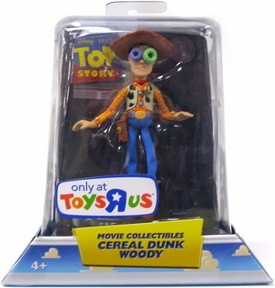 Disney / Pixar Toy Story Exclusive Movie Collectible Figure Cereal Dunk Woody