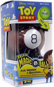 Disney / Pixar Toy Story Talking Magic 8 Ball