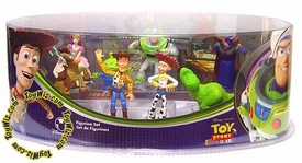 Disney / Pixar Toy Story Movie Exclusive 8 Piece Mini PVC Figure Collector Set #1