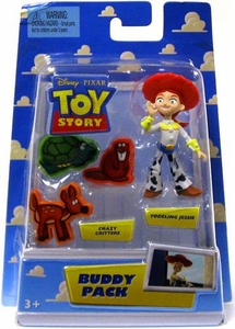 Disney / Pixar Toy Story Mini Figure Buddy 2-Pack Crazy Critters & Yodeling Jessie