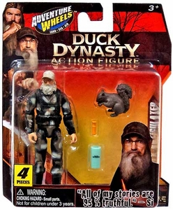 Duck Dynasty 4 Inch Action Figure Si