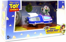 Disney / Pixar Toy Story Tyco Little Rides R/C Radio Control Buzz Space Ship