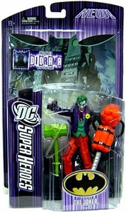 DC Super Heroes Mattel Select Sculpt Series 6 Action Figure Joker