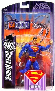 DC Super Heroes Mattel Select Sculpt Series 5 Action Figure Superman