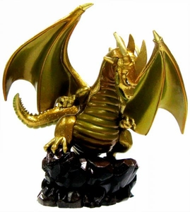 Dragon Quest V Monsters Gallery Chapter 3 PVC Figure Golden Great Dragon [Secret Figure]