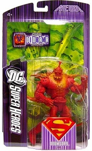 DC Super Heroes Mattel Select Sculpt Series 5 Action Figure Doomsday [Red Version]