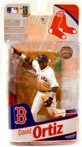 McFarlane Toys MLB Sports Picks 2010 Boston Red Sox Action Figure David Ortiz