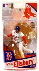 McFarlane Toys MLB Sports Picks 2010 Boston Red Sox Action Figure Jacoby Ellsbury