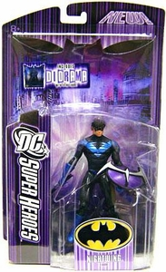 DC Super Heroes Mattel Select Sculpt Series 6 Action Figure Nightwing