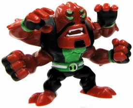Ben 10 LOOSE 2 Inch Stylized PVC Figure Fourarms