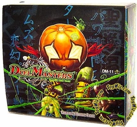 Duel Masters Card Game DM-11 Blastosplosion of Gigantic Rage Booster BOX