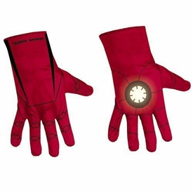 Disguise Iron Man 2 Movie Costume #13622 Mark IV Child Gloves