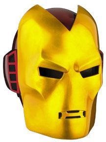 Iron Man Costume #32141 Adult Iron Man Helmet [Boxed]