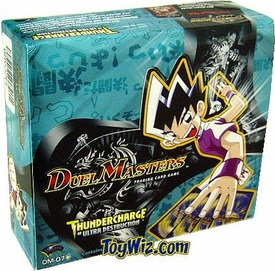 Duel Masters Card Game DM-07 Thundercharge of Ultra Destruction Booster BOX
