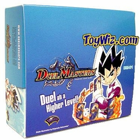 Duel Masters Card Game DM-01 Base Set Booster BOX [24 Packs]