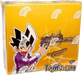 Duel Masters Card Game DM-02 Evo-Crushinators of Doom Booster Box