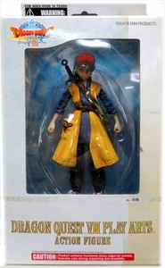 Play Arts Dragon Quest VIII Action Figure Hero