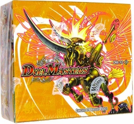 Duel Masters Card Game DM-12 Thrash of the Hybrid Megacreatures Booster Box
