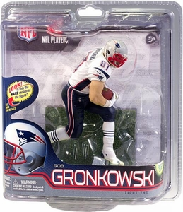 McFarlane Toys NFL Sports Picks Series 29 Action Figure Rob Gronkowski (New England Patriots)