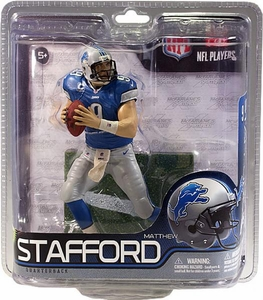 McFarlane Toys NFL Sports Picks Series 29 Exclusive Action Figure Matthew Stafford (Detroit Lions)