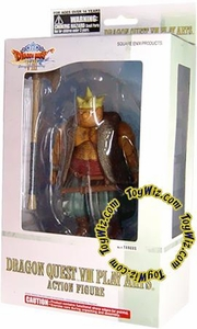 Play Arts Dragon Warrior VIII Action Figure Yangus