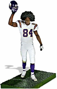 McFarlane Toys NFL Sports Picks Series 13 Action Figure Randy Moss (Minnesota Vikings) Afro Variant