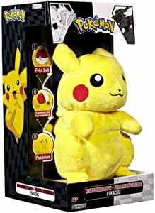 Pokemon Black & White Series 2 Deluxe Reversible Plush Figure Pikachu